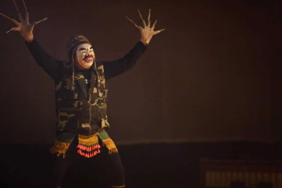Nyoman Sukerta as 'the soldier'