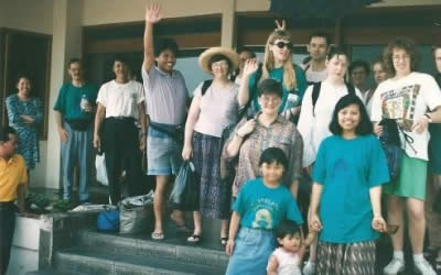 Indonesia Tour 1993/94