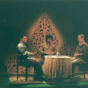 On TV in Indonesia 1994
