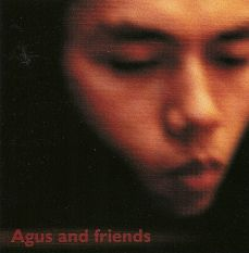 Agus And Friends CD Cover