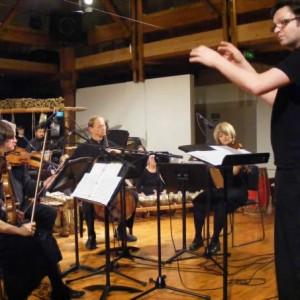 Gareth Conducts Helen S