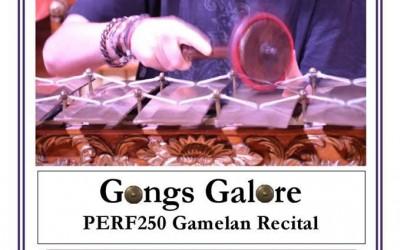 Gongs Galore