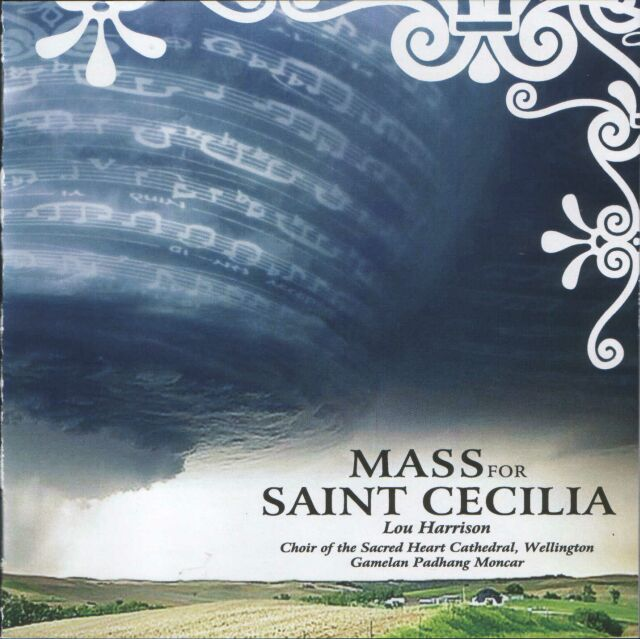 Mass For St Cecilia CD 5