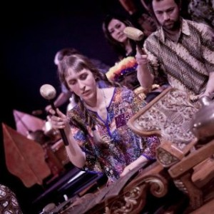 Gamelan Padhang Moncar in concert