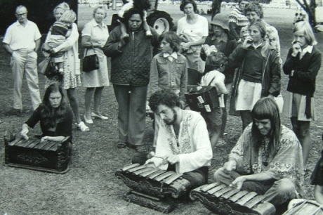 South Pacific Arts Festival, Rotorua, 1976