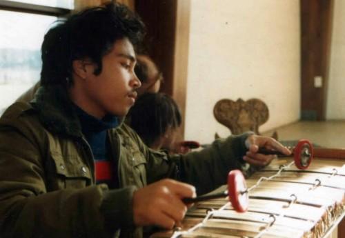 Widiyanto In 1984
