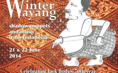 Winter Wayang 2014