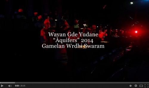 Yudane Aquifer Still