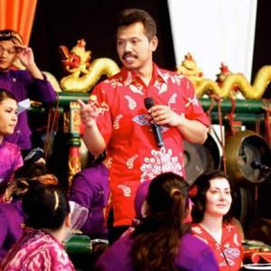 Budi directs a collaboration at Universitas Gajah Mada