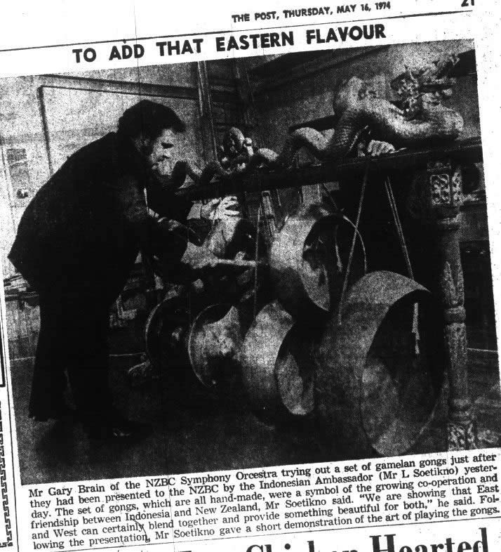 Evening Post 16 May 1974 Gongs To Nzbc Bmp