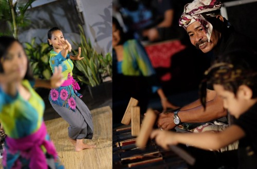 Dancers and Musicians from SSS