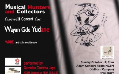 Musical Hunters and Collectors