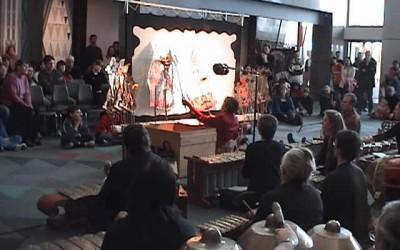 Thai/Indonesian Puppet Festival