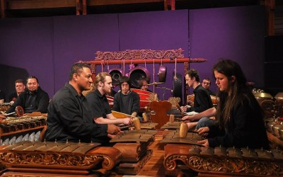 Gamelan Recital