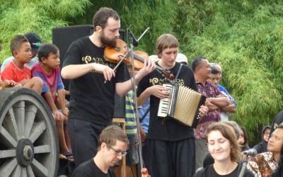 Gamelan Padhang Moncar post-tour concert
