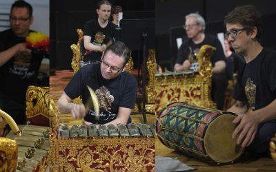 Balinese Gamelan recital