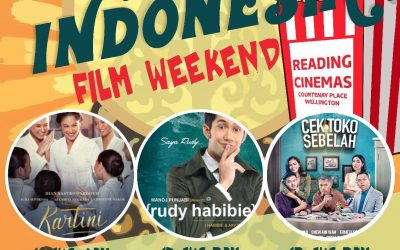 Movie fundraiser: Kartini