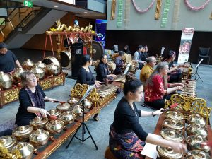 Auck Gamelan With Jo Greg