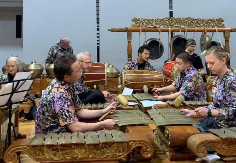 Gong Beats: Gamelan Recital