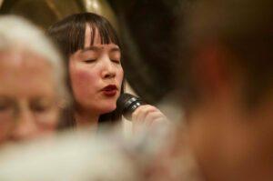 Gabi Singing